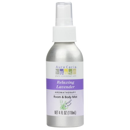 Aura Cacia Relaxing Lavender Aromatherapy Mist 4