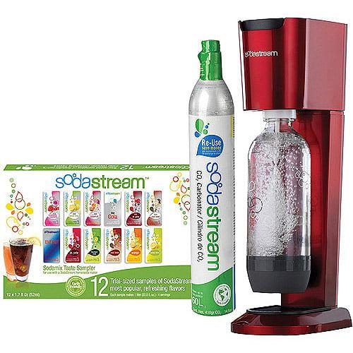 Sodastream Genesis Home Soda Maker Starter Kit Walmart Com