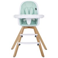 Evolur Zoodle 2 in 1 High Chair in Mint