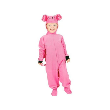Child Pig Costume - Pug Costumes For Kids