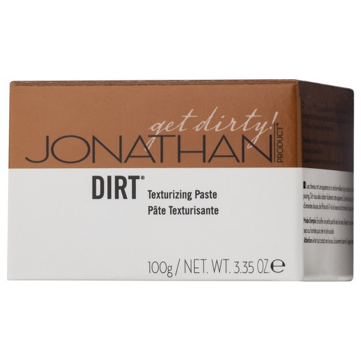 Jonathan Product Dirt Texturizing Paste - 3.35 Oz New In Box