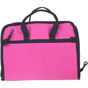 "Notions Bag, 20"" x 12"", Pink"