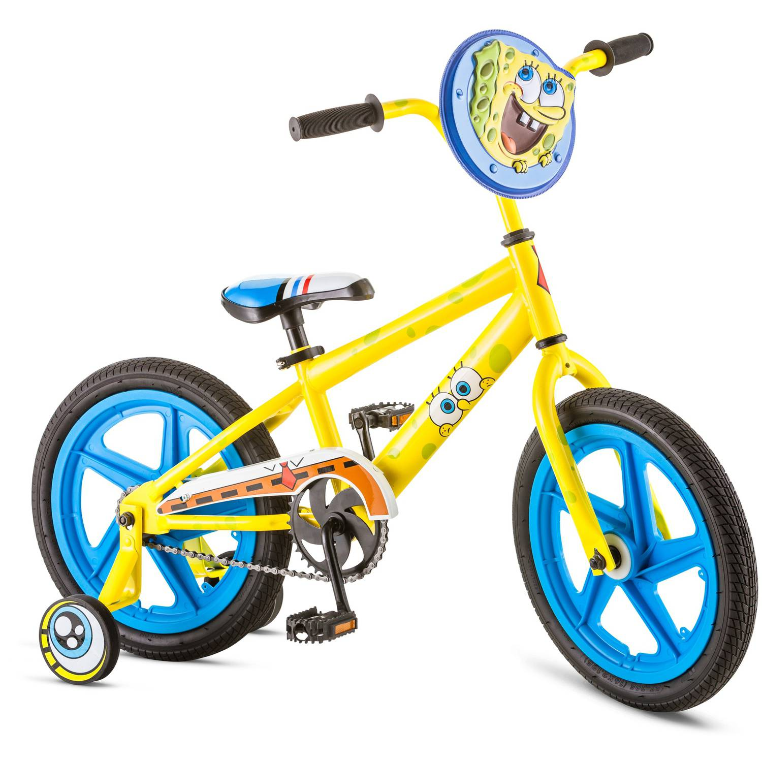 "16"" Spongebob Squarepants Bike"