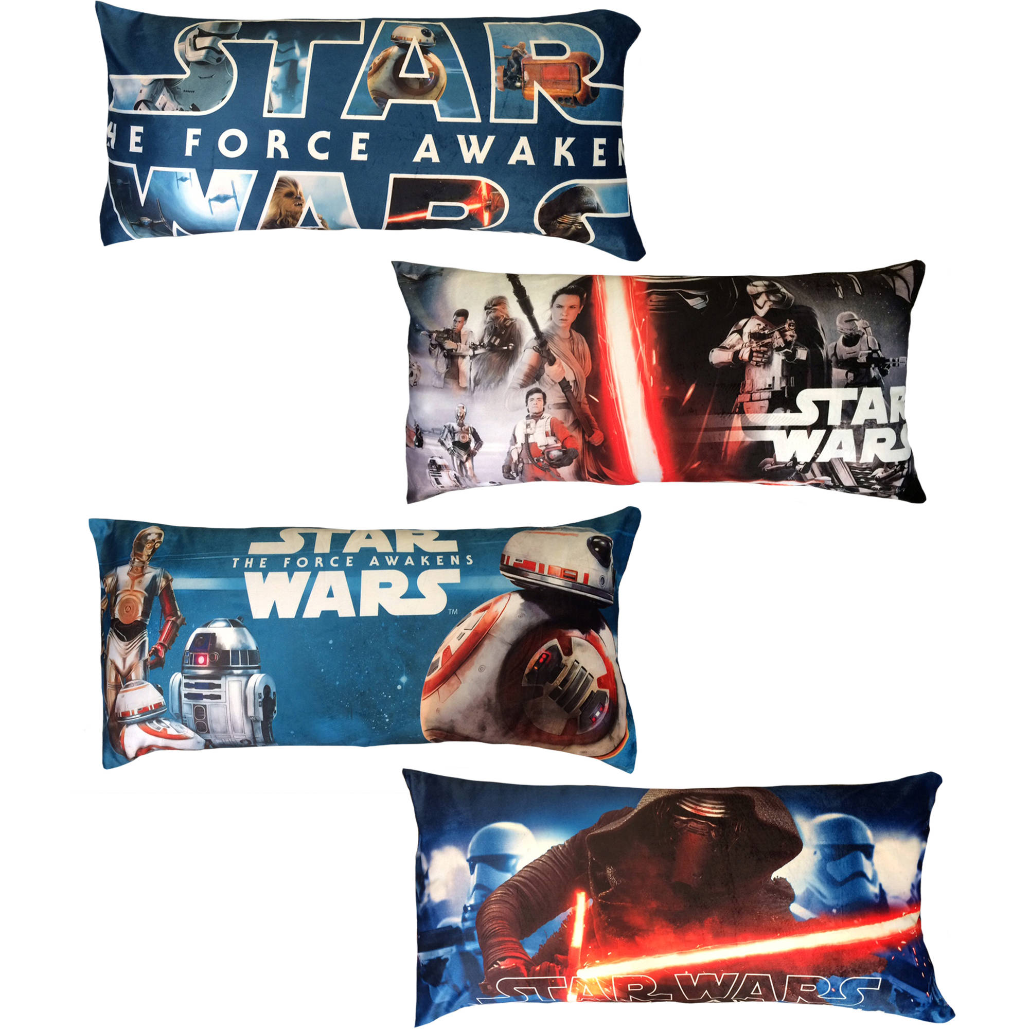 Star Wars-lucas Star Wars Episode 7 Body Pillow