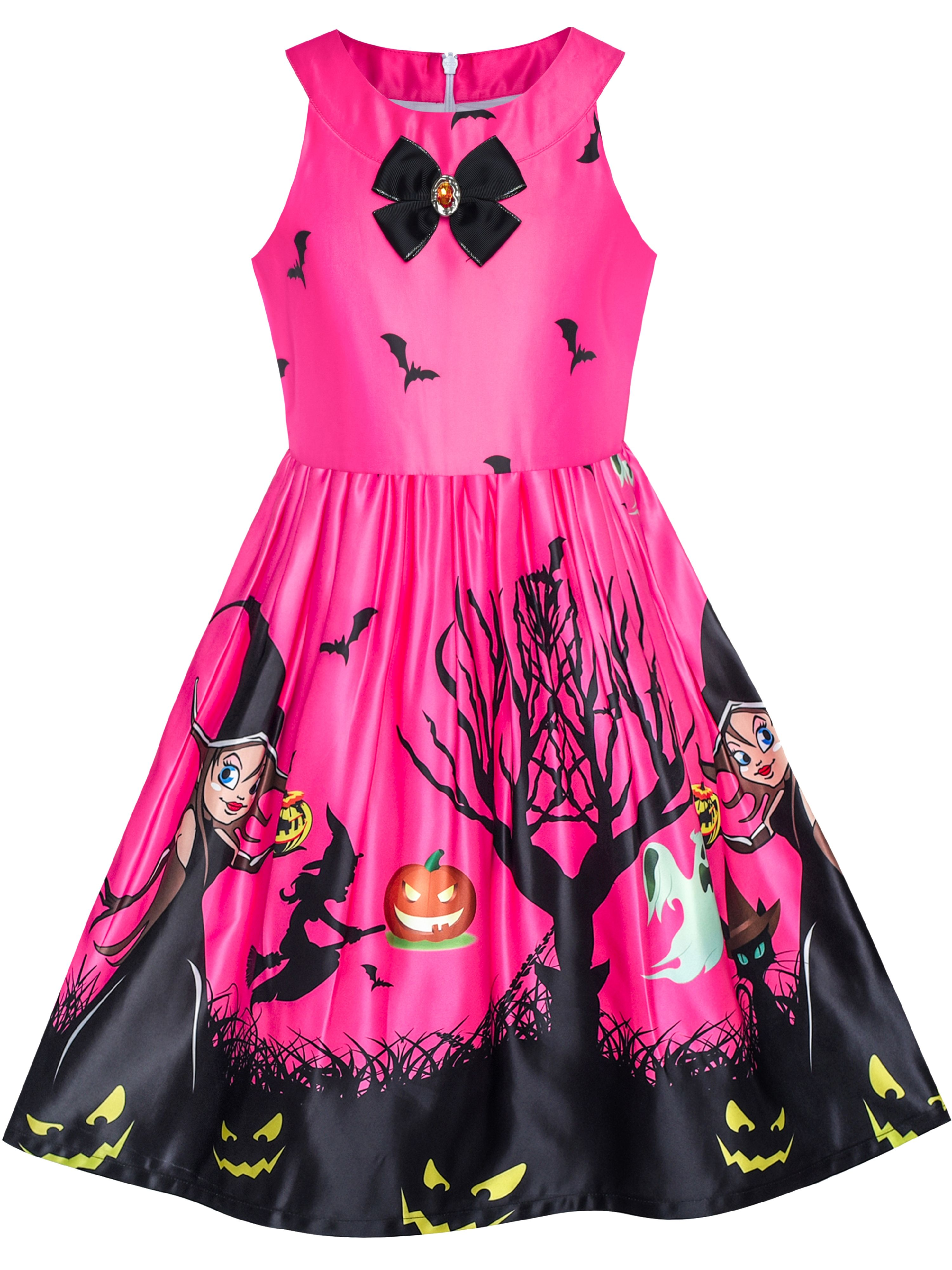 Girl National Pageant Wedding Graduation Formal Dress Fuchsia 3,4,5,6,7,8,10-14