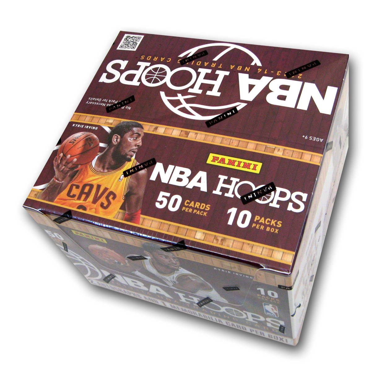 2013-2014 Panini NBA Hoops Basketball Jumbo Box