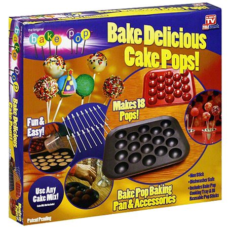 Bake Pop Cake Pop Baking Pan