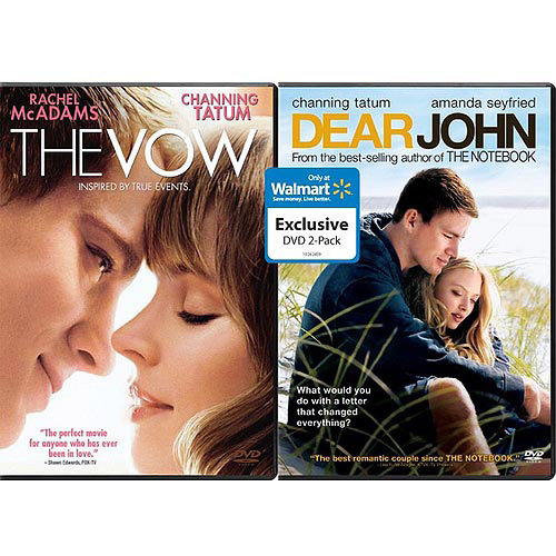 The Vow (2012) / Dear John (Exclusive)