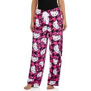 Women's Pajama Super Minky Plush Fleece Sleep Pant