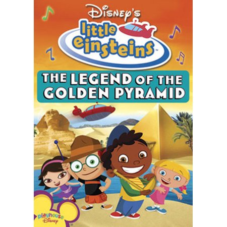 Little Einsteins: The Legend of the Golden Pyramid (DVD)