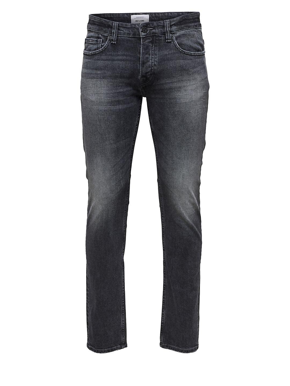 Stretch Dark Wash Jeans