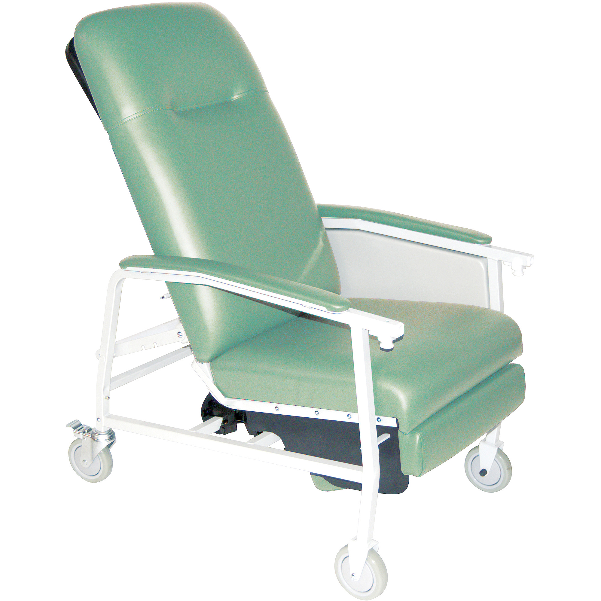 Drive Medical 3 Position Geri Chair Recliner Jade Image 4 of 4  sc 1 st  Walmart & Drive Medical 3 Position Geri Chair Recliner Jade - Walmart.com islam-shia.org
