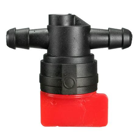 """1/4"""" 1/4 6mm Inline Shut Off Valve Cut Off Gas Valve For Briggs Stratton 698181 US"""
