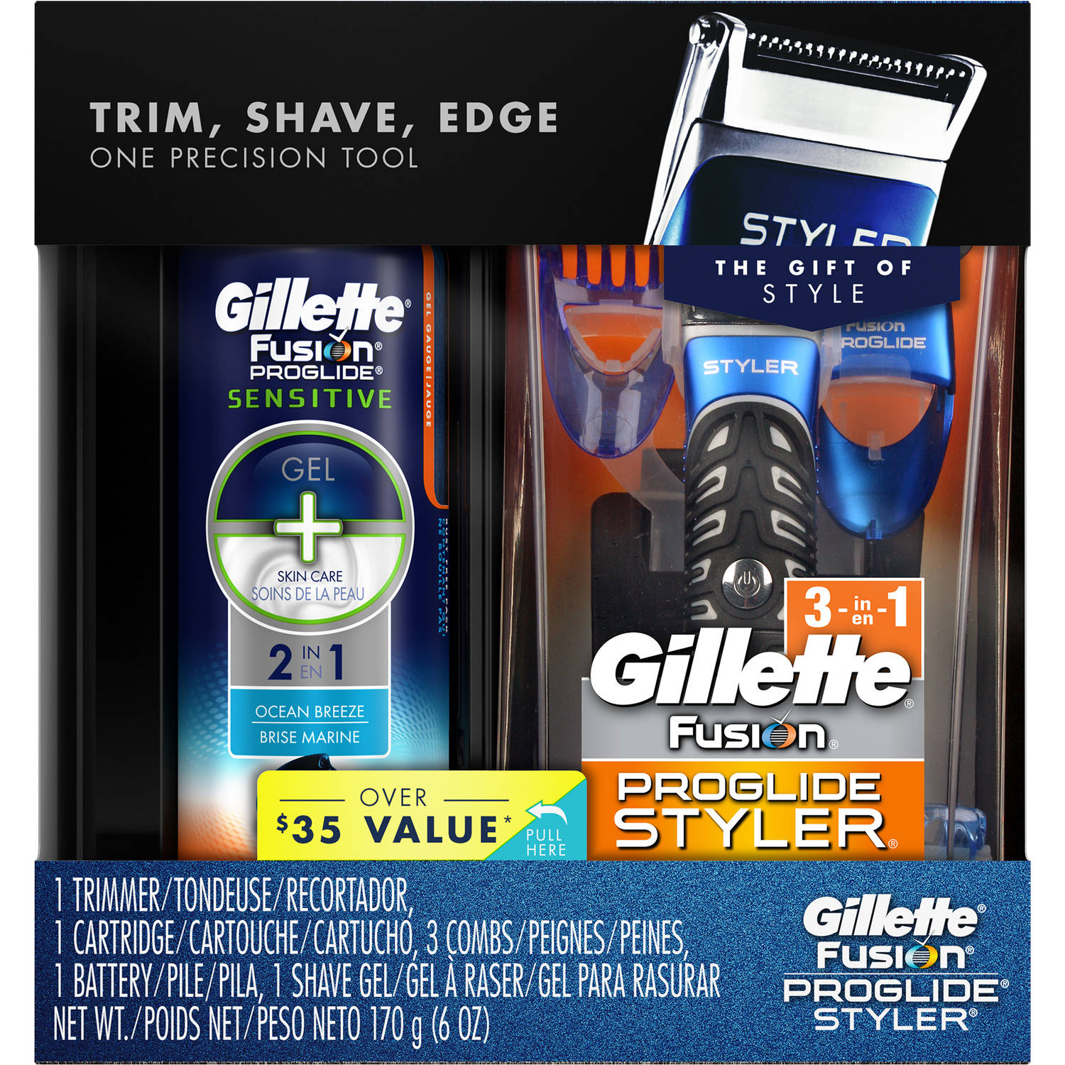 Proglide Styler Holiday 2015 Pack