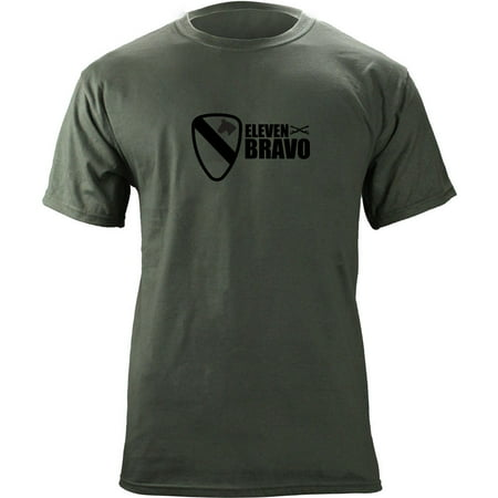 Army 1st Cavalry Division 11 Bravo T-Shirt 1st Cavalry Division T-shirt