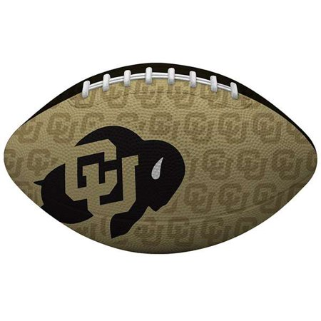 Buffalo Bills Embroidered Football (University of Colorado Buffalos Gridiron Junior Size Football )