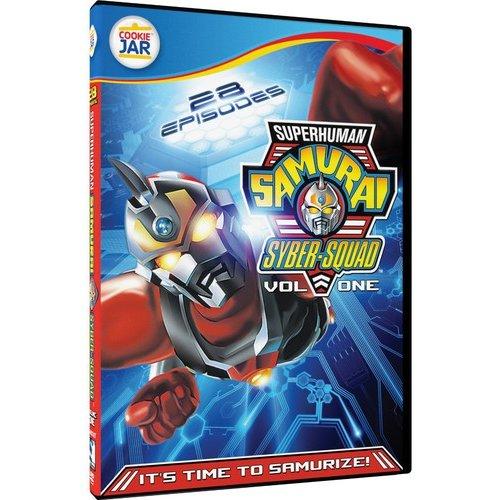 Superhuman Samurai Syber-Squad, Vol. 1
