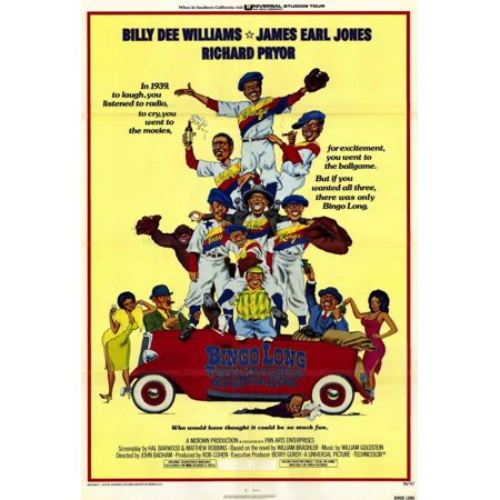 The Bingo Long Traveling All-Stars and Motor Kings POSTER Movie (27x40)
