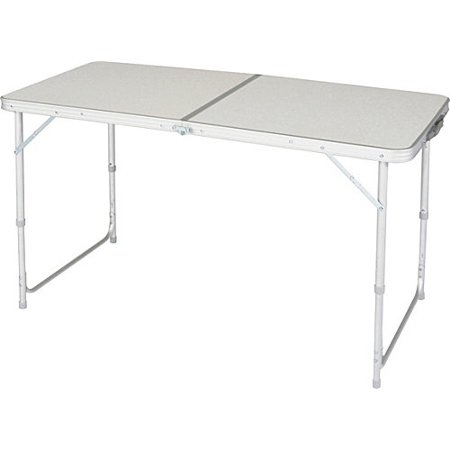 Wenzel aluminum camp table