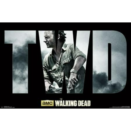 Walking Dead - Key Art 6 Poster Poster Print