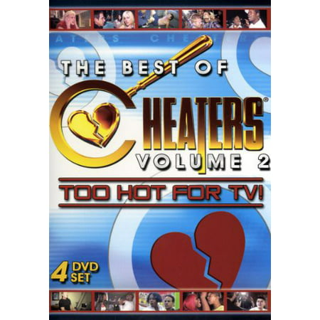 Cheaters: The Best of 2 Too Hot for TV (DVD)