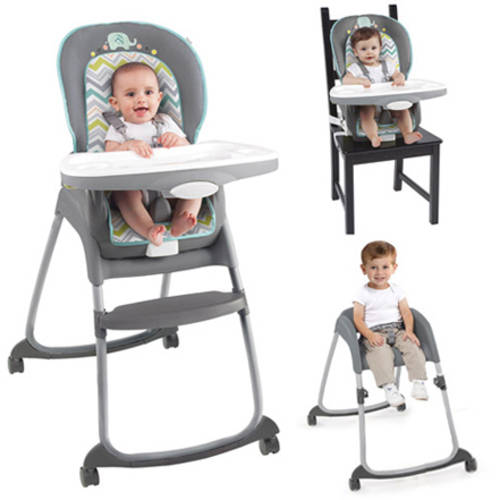 Ingenuity Trio 3-in-1 High Chair - Avondale