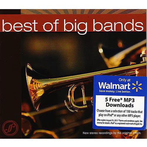 Various Artist - Best of Big Bands [CD]
