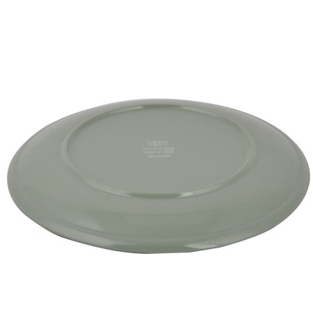 Unique Bargains Home Canteen Melamine Round Design Salad Food Cookies Dessert Storage Dish Plate - image 1 of 3