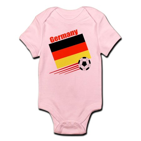 75e15798054 CafePress - CafePress - Germany Soccer Team Infant Bodysuit - Baby Light  Bodysuit - Walmart.com