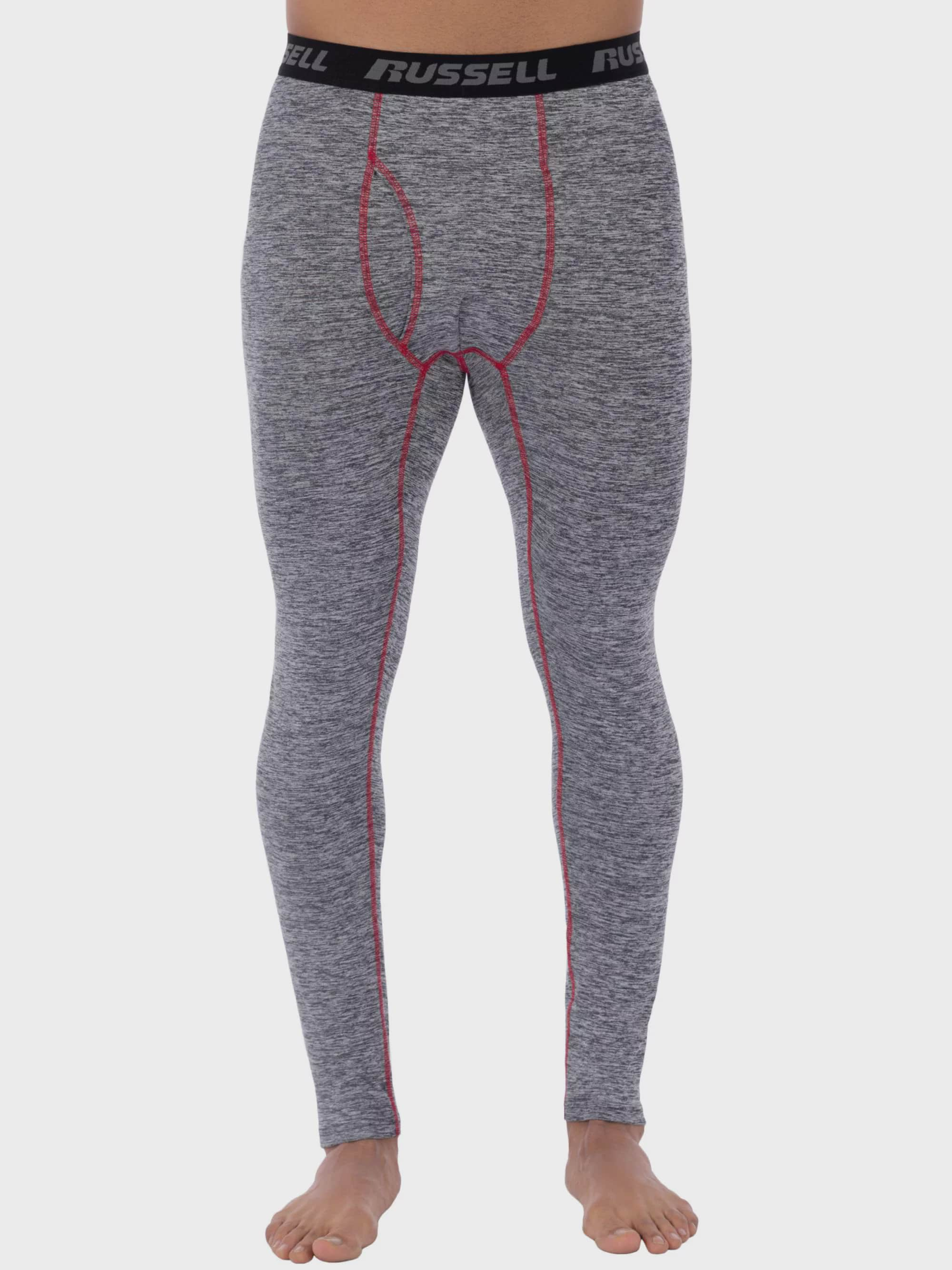 0a4280b3177a15 Russell - Russell Mens L2 Active BaseLayer Thermal Pant - Walmart.com