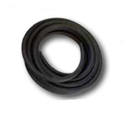 0.375 Shrink Tubing (Anjon Manufacturing WBV.375X100 Weighted Black Tubing 100 ft. - 0.375 in. )