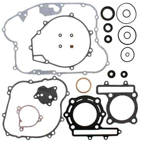New Gasket Kit With Oil Seals for Kawasaki KL 250 (KLR) 85