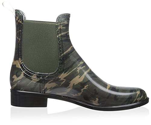 Igor Women's Urban Camoflage Short Rain Boot, Negro (EST.Camoflaje), 38 M EU/7 M US