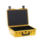 Pelican iM2400 Case, Watertight, Padlockable Case, No Foam or Divider Interior, Black