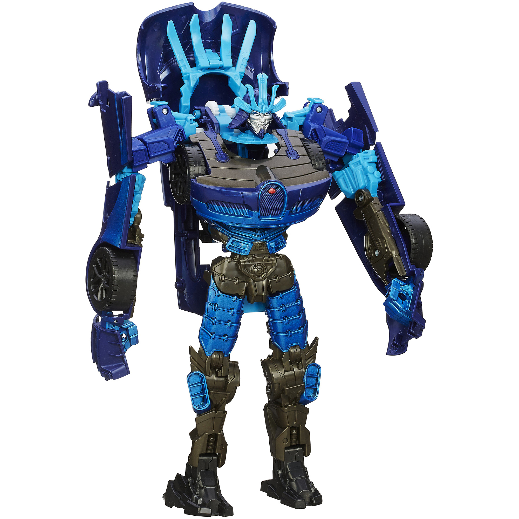 Transformers Age of Extinction Flip and Change Autobot Drift Figure