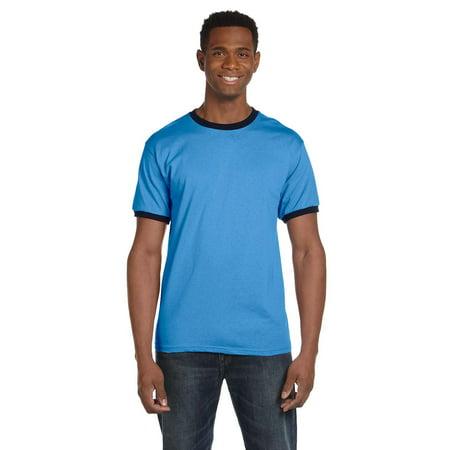 Anvil 923 T-Shirt Short Sleeve 6.1 oz Ringer