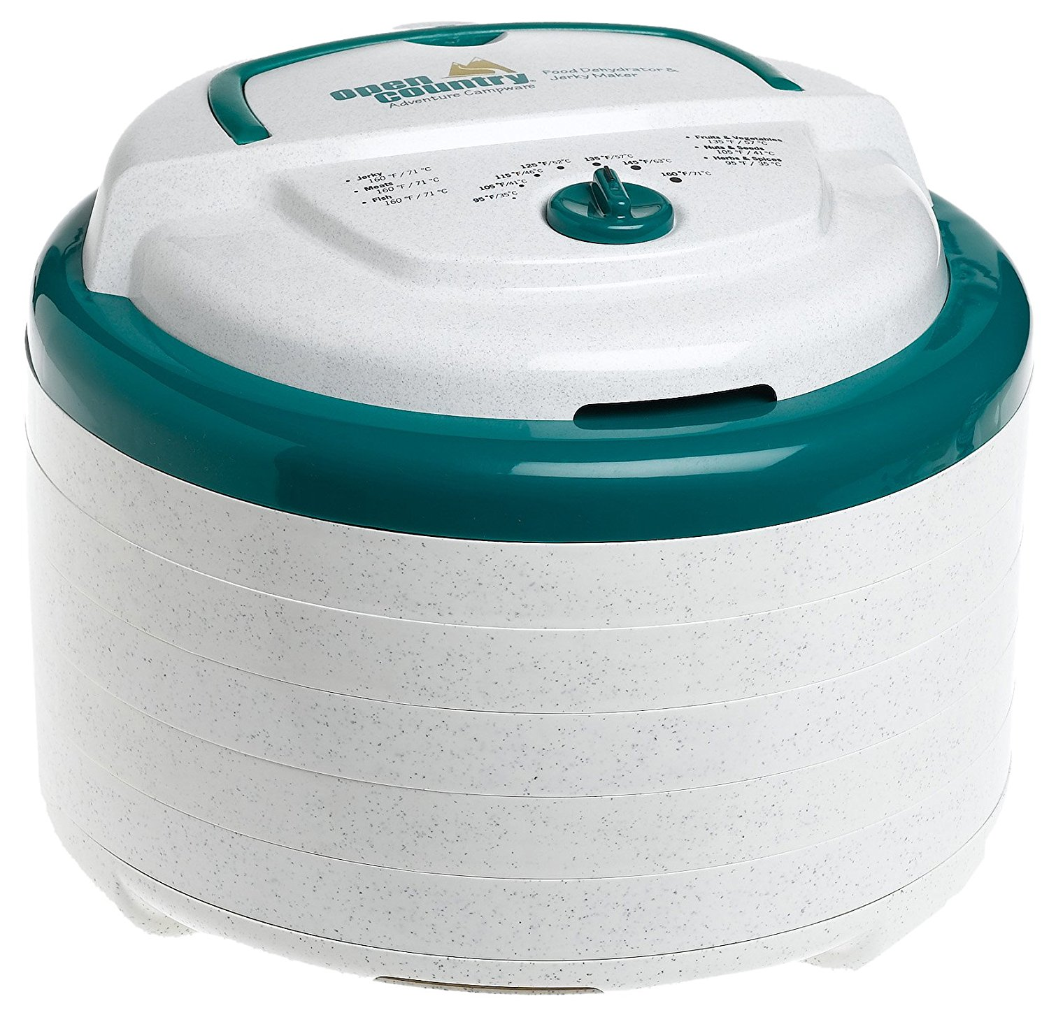 NESCO'S Open Country 600 Watt Dehydrator, FD-75SK by Metal Ware Corp.