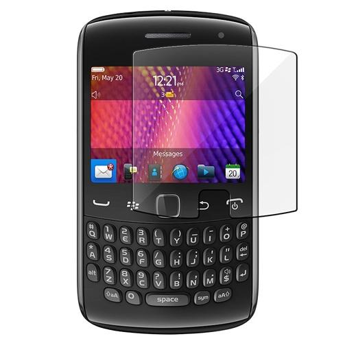 Insten For Blackberry Curve Apollo 9370 Custom-Fit Screen Protector(Twin Pack)