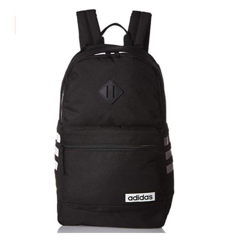 adidas Excel Backpack, Jersey White/Glow Blue, One Size - Walmart.com