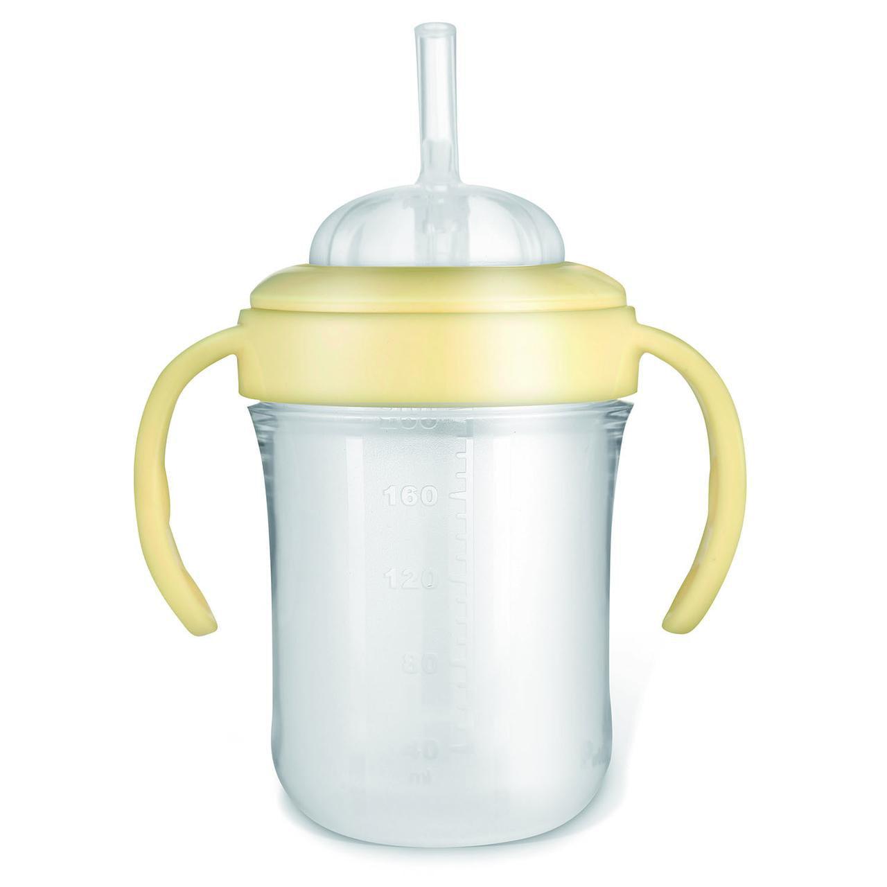 Putti Atti Sippy Cup 6.8fl oz Straw (8 month+) by Putti Atti