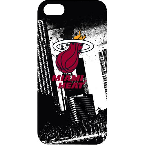 Tribeca Hardshell Case for iPhone 5, Miami Heat