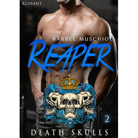 Reaper Death Seal (Reaper. Death Skulls 2 - eBook)