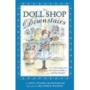 The Doll Shop Downstairs - eBook