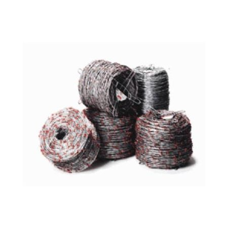 Keystone Steel   Wire 79582 Red Brand Defender 2 Pt  Barbed Wire