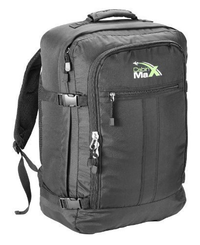 Cabin Max Metz Backpack Flight Approved Carry on Bag 44 ...