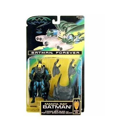 Batman Forever > Manta Ray Batman Action (Manta Rays Animals)