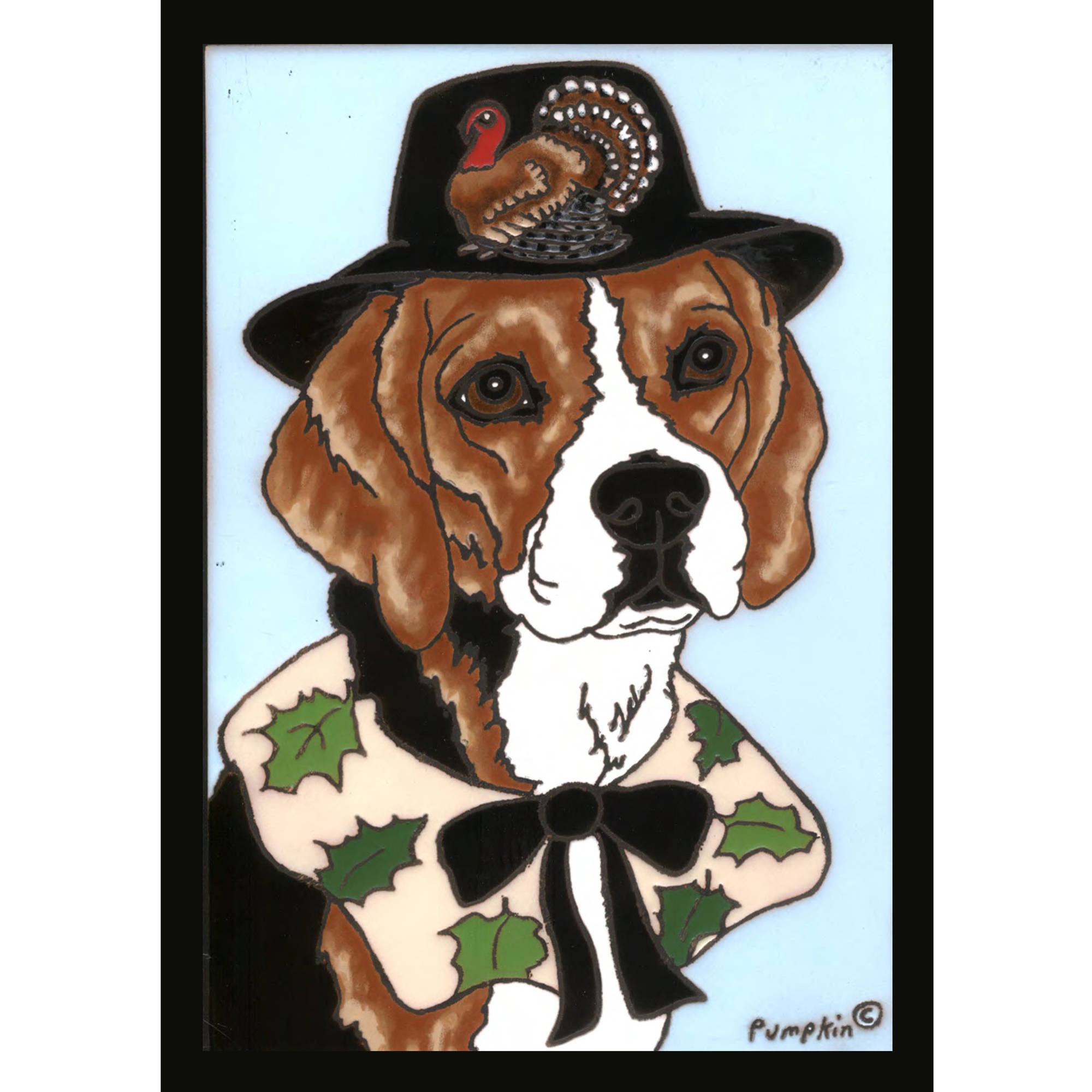 Beagle Thanksgiving