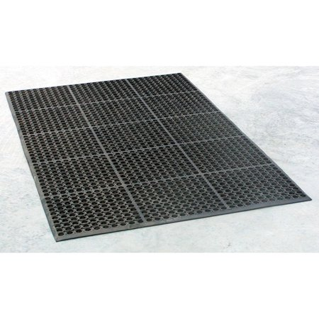 Buffalo Tools 3 X 5 Industrial Rubber Floor Mat