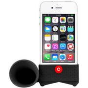 Black Amplifying Speaker for Apple iPhone 4/4s