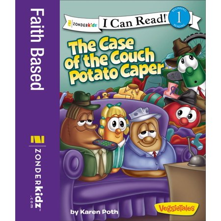 Case of the Couch Potato Caper / VeggieTales - (Meet The Browns Meet The Couch Potato)